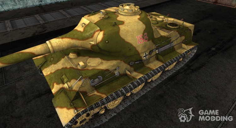 Lowe from Dr_Nooooo (with and without) for World Of Tanks