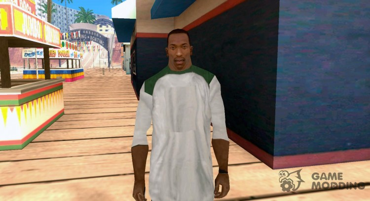 New t-shirt for GTA San Andreas