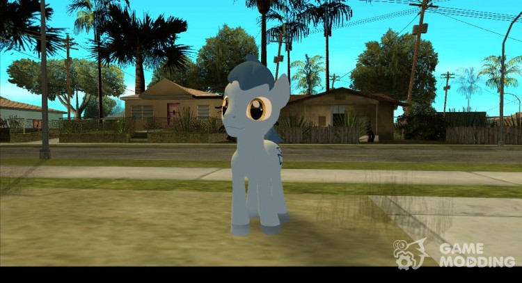 Noteworthy (My Little Pony) для GTA San Andreas