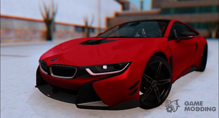 Ac Schnitzer Bmw I8 Acs8 For Gta San Andreas
