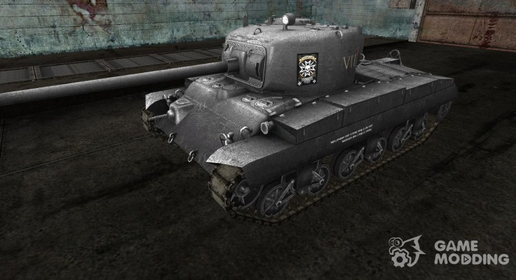 T20 on Warhammer 4000 for World Of Tanks