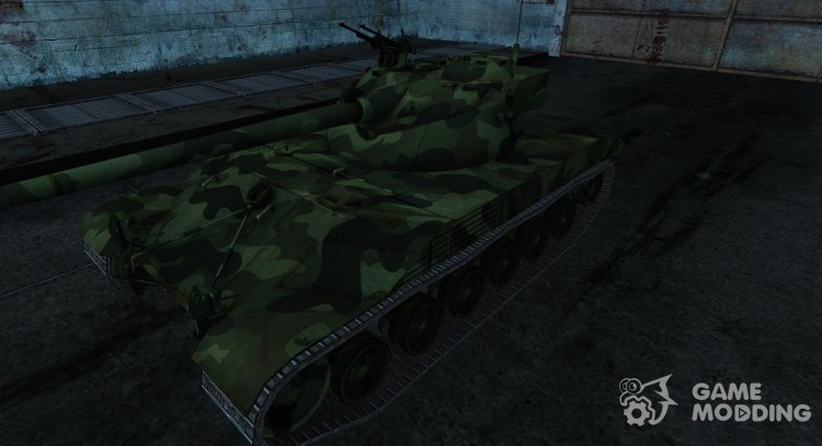 Skin for Bat Chatillon t 25 No. 6 for World Of Tanks
