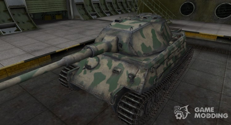 Skin for German tank VK 45.02 (P) Ausf. (A) for World Of Tanks