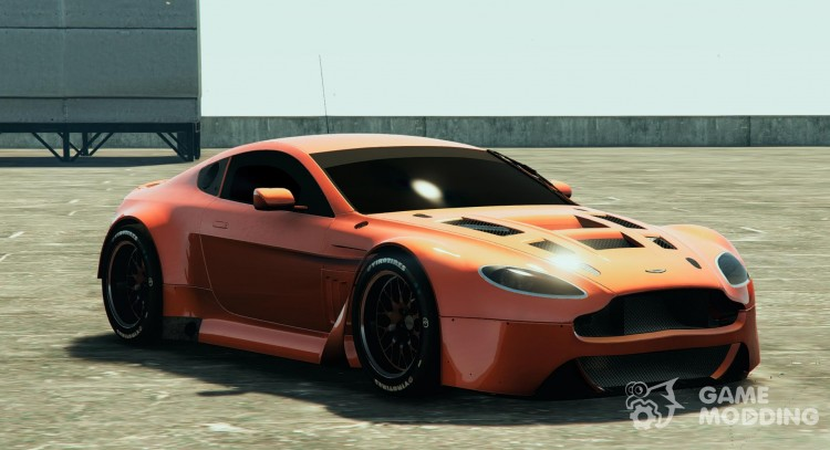 Aston Martin Vantage GT3 for GTA 5
