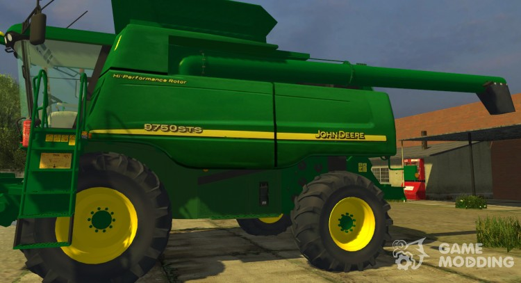 John Deere 9750 STS Multi Fruit for Farming Simulator 2013
