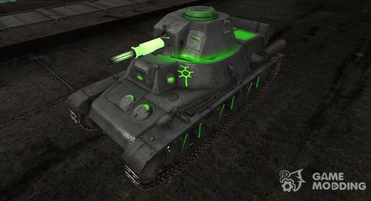 Panzer 38H735 (f) for World Of Tanks