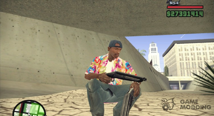 New Spare for GTA San Andreas