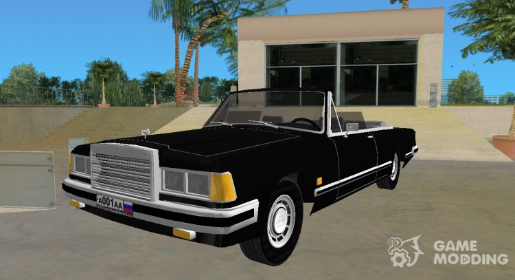 ZIL 41044 for GTA Vice City