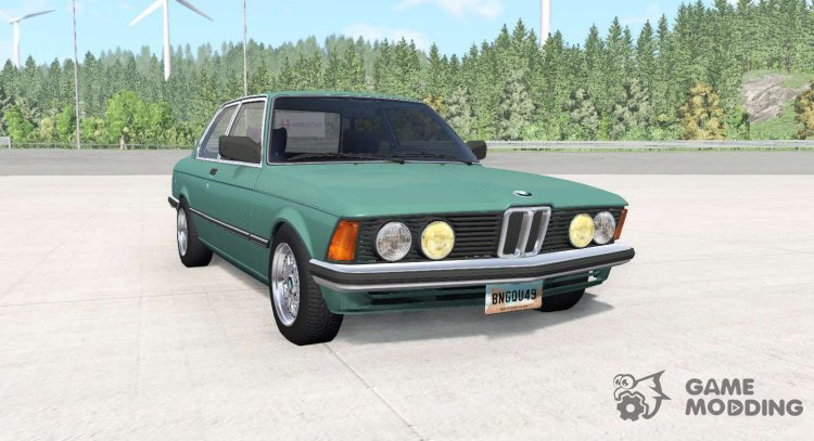 BMW 320 for BeamNG.Drive
