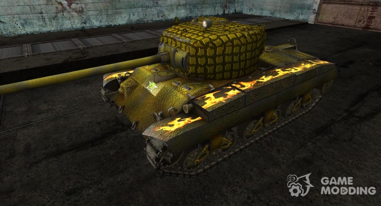 Skin for T20 for World Of Tanks