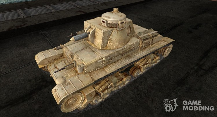 Skins torrent to Panzer 35 (t) for World Of Tanks