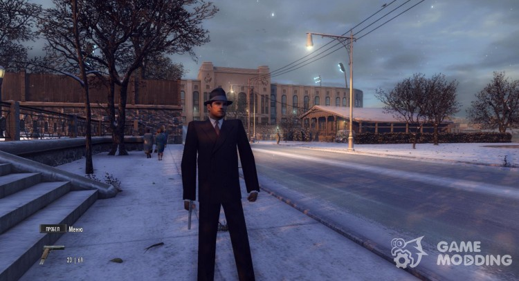 Tommy Angelo v. 1.0 for Mafia II