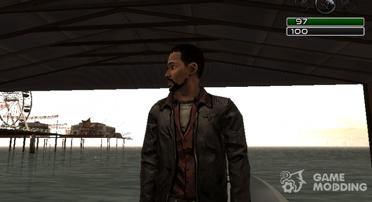 Lee Everett jacket for GTA San Andreas