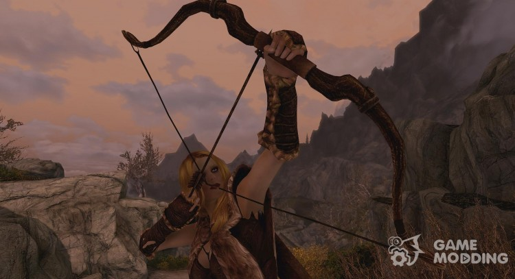 Whiterun Archery Pro Shop - All Bows Arrows and Training for TES V: Skyrim