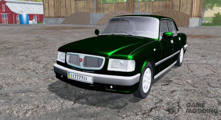 GAZ 3110 Volga for Farming Simulator 2015