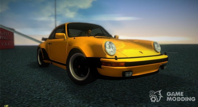 Porsche 911 (930) Turbo 3.3 Coupe US-spec 1978 for GTA Vice City