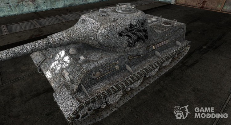 Skin for Lowe No. 53 for World Of Tanks