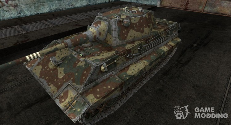 "Шкурка для E-50 ""Slightly Worn Ambush"" для World Of Tanks"