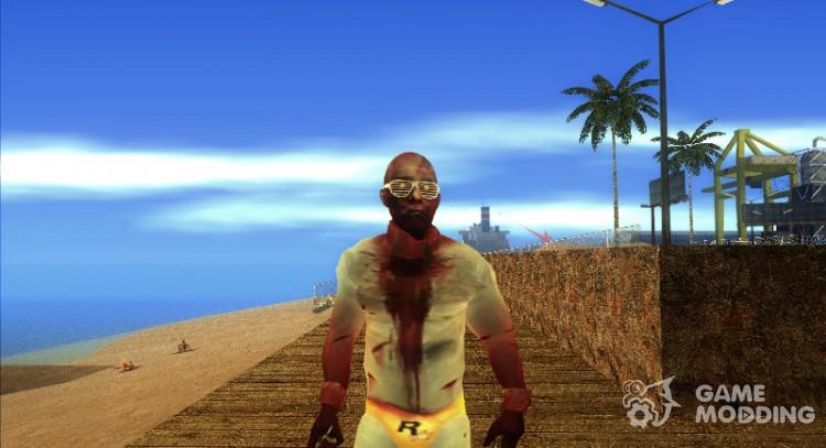 Скин девушки из игры Sims 4 на GTA SA » GTAIsland.ru - скачать ... | 407x750