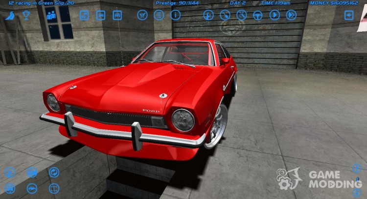 Ford Pinto 1973 для Street Legal Racing Redline