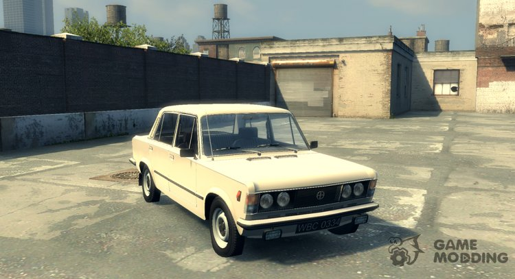 Fiat 125p for Mafia II