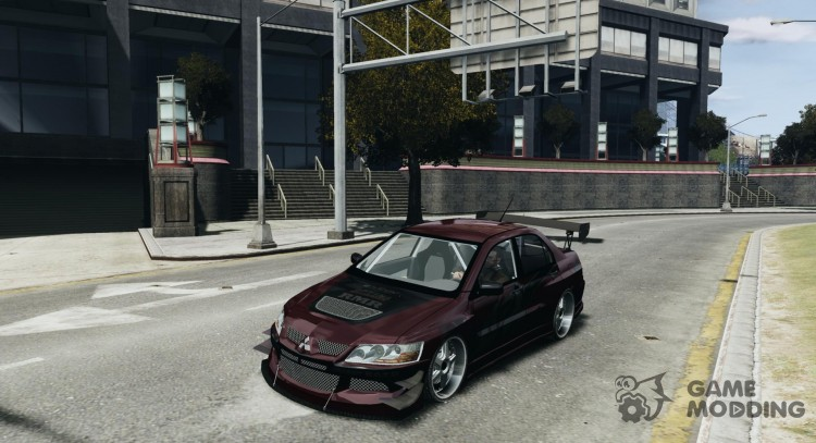 Mitsubishi Lancer for GTA 4