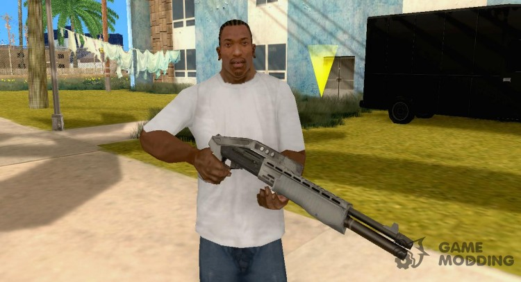 Franchi Special Purpose Automatic Shotgun 12 для GTA San Andreas