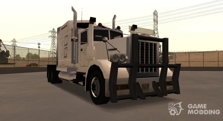 Kenworth W900А SA Style for GTA San Andreas