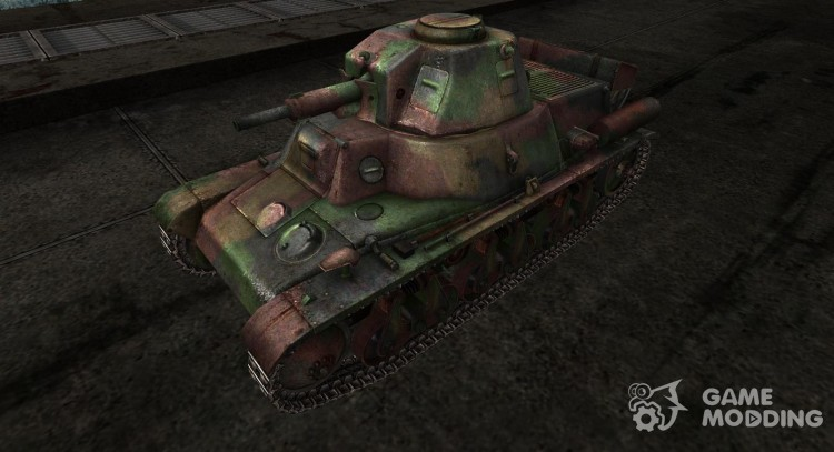 Panzer 38H735 (f) Peolink  for World Of Tanks