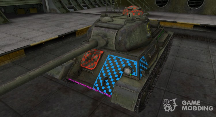 Quality of breaking through for t-43 for World Of Tanks
