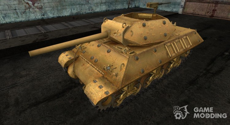 M10 Wolverine для World Of Tanks
