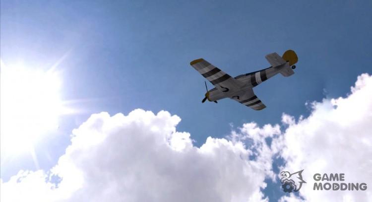 Skybox Ultra Realistic v3 0 2016 for GTA San Andreas