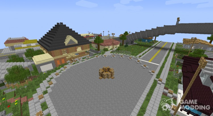 Los Santos for Minecraft