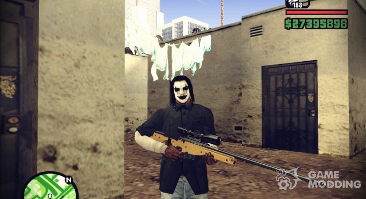 Desert Sniper for GTA San Andreas