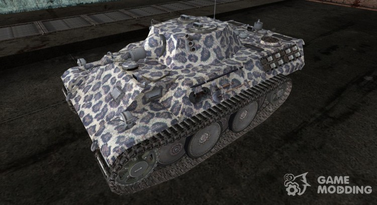VK1602 Leopard 22 for World Of Tanks