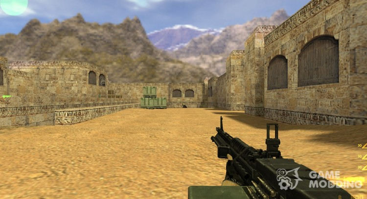 M60 for Counter Strike 1.6