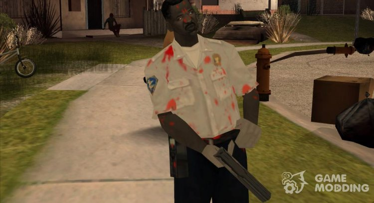 Zombie laemt1 for GTA San Andreas