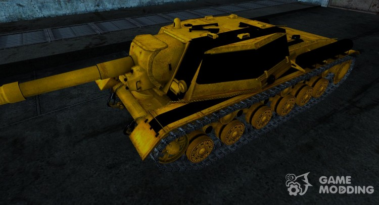 The Su-152 for World Of Tanks