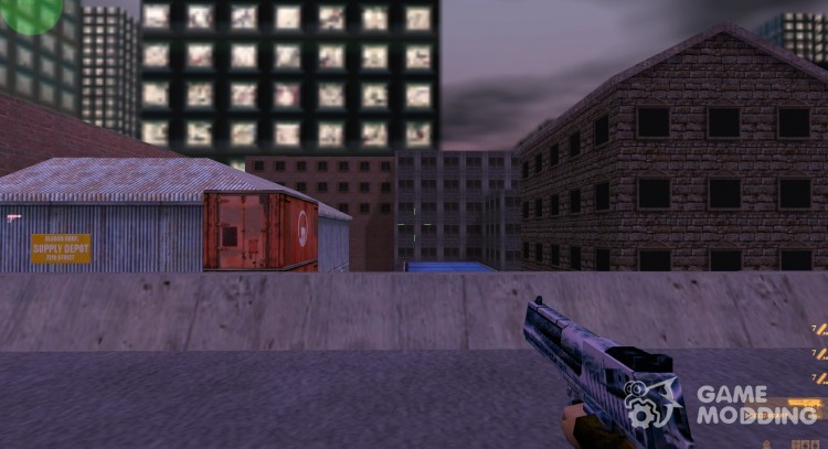 deagle ice !!! for Counter Strike 1.6