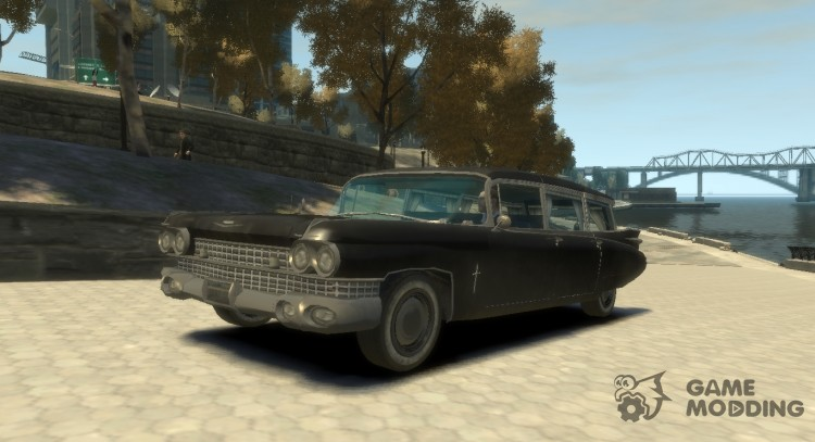 1959 Cadillac Miller-Meteor for GTA 4