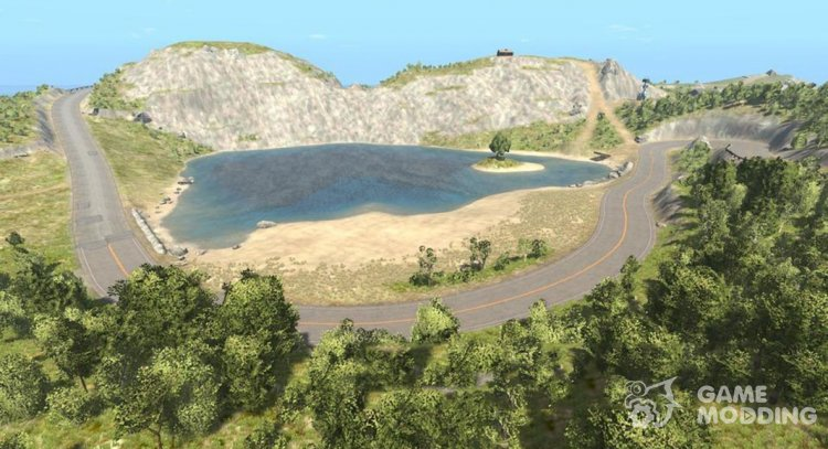 Gull Coast for BeamNG.Drive