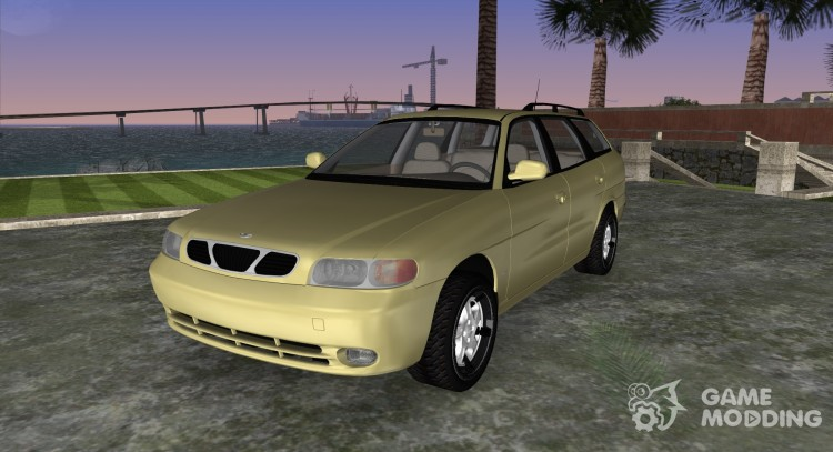 Daewoo Nubira Kombi I US 1999 for GTA Vice City