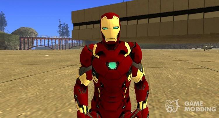 Gta Sa Ironman Mod Gamemodding {Canarias Deportiva}