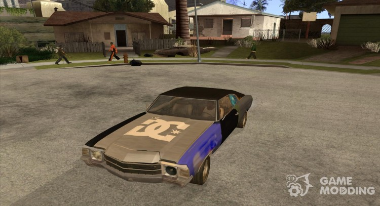 Chevrolet Chevelle SS DC для GTA San Andreas