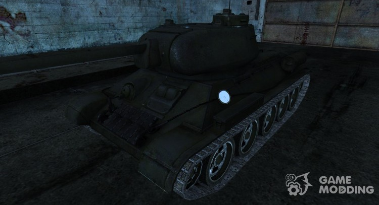T-34-85 Evgeniy for World Of Tanks