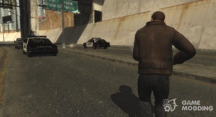 GTA IV-Like Graphics Pack for GTA San Andreas
