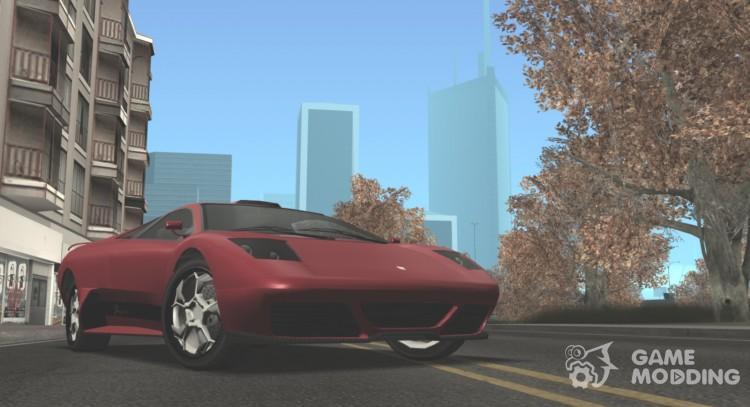 Original GTA IV Graphics Mod 6 0 (SA-MP Version) for GTA San