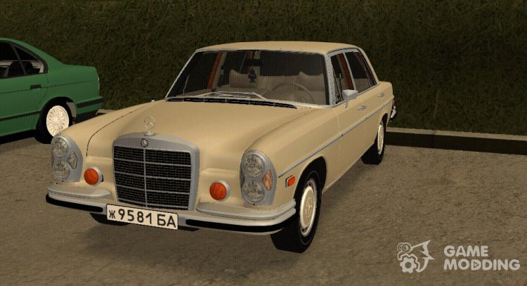 MERCEDES-BENZ W109 300SEl for GTA San Andreas