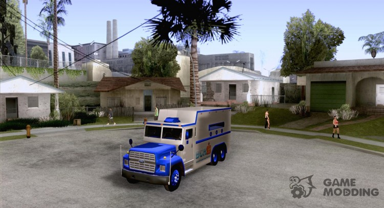 Ford F800 BCR for GTA San Andreas
