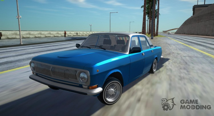 GAZ 3102 LowRider for GTA San Andreas